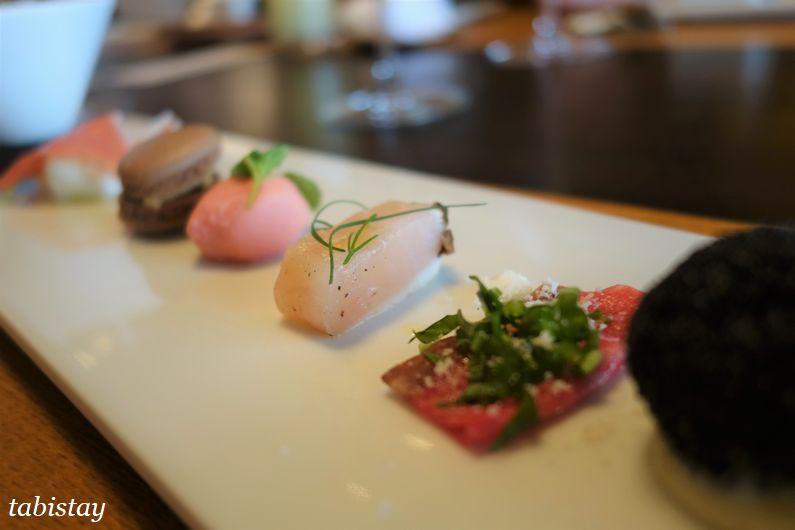 トリュフイタリア料理 祇園 マメトラ 豆前菜