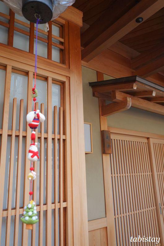 京町家 クリスマス