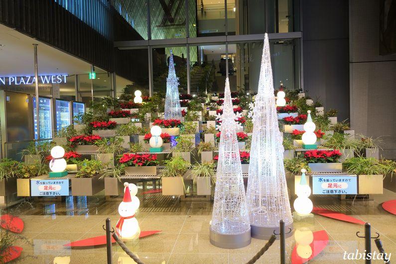 ハービスエントクリスマス2019
