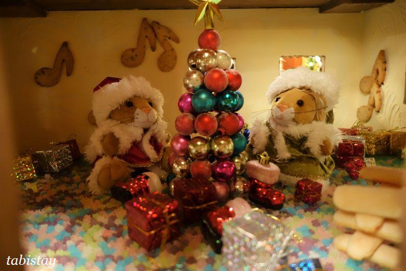 リッツカールトン大阪クリスマス2019